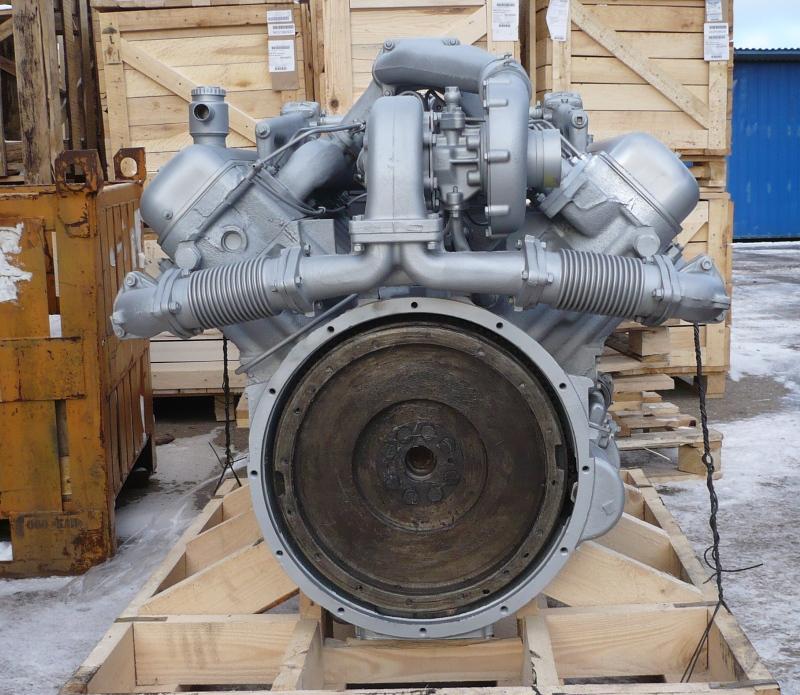 Двигатель ЯМЗ 238НД3 индивидуальной сборки