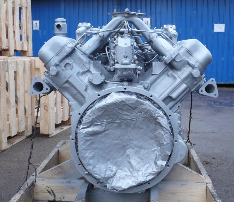 Двигатель ЯМЗ 236М2 индивидуальной сборки