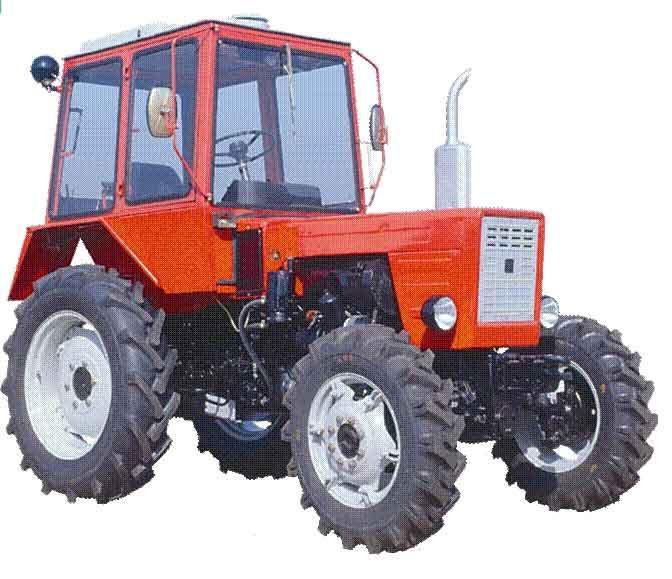 Каталог Тракторов Владимирского Тракторного Завода