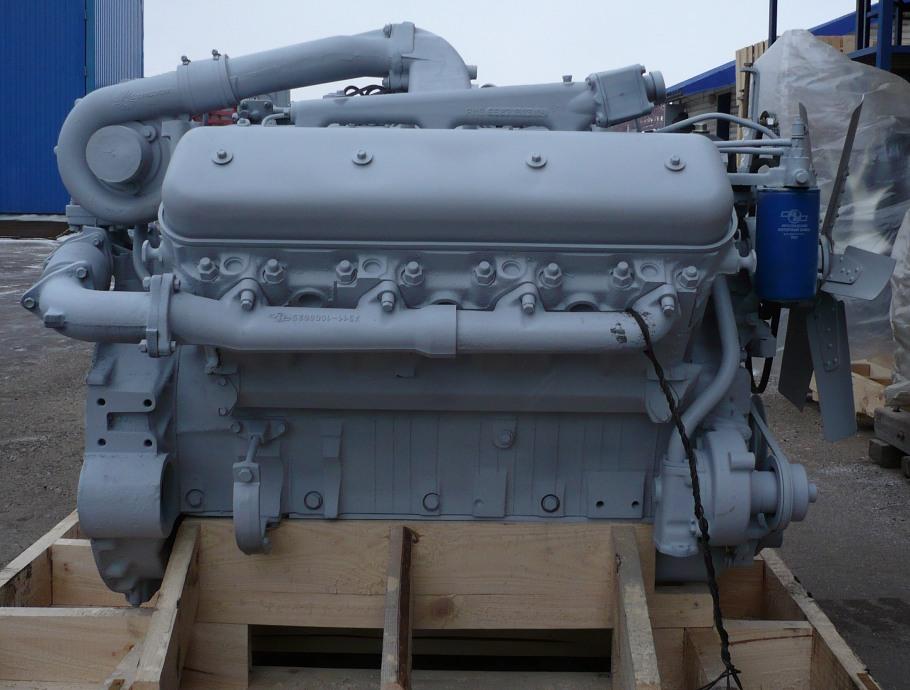 Двигатель ЯМЗ 238НД5 индивидуальной сборки